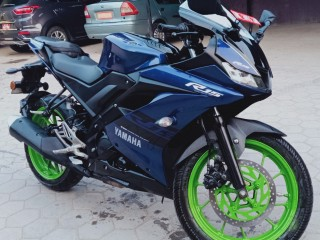 R15 V3 (New Model) Sell or Ex with Scooty under 1 lakh