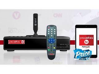 Prabhu TV setup box
