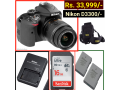 nikon-d3300-professional-dslr-camera-for-youtubers-social-worker-small-0