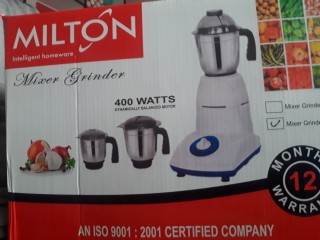 Milton 2 jar mixture