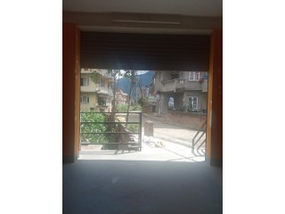 A shutter for Rent available at Kirtipur, Nagaun