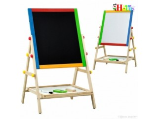 2 in 1 Board, Wooden Writing Board, Drawing Board, Learning toys, Educational Toys