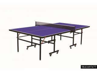 Table Tennis Board (Foldable and wheelers)