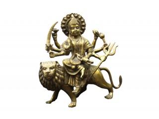 Statue Of Goddess Durga