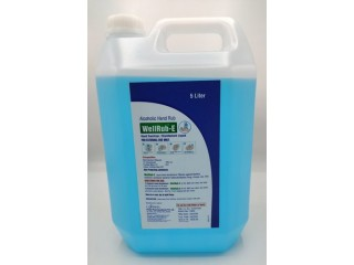 Sanitizer  5 Ltr.