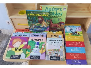 Kids Books For Sale (hard Cover Picture Books) - Ages 3-6 & 4-8 Years