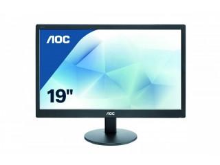 "Aoc 18.5"" Monitor"