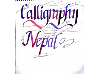 Calligraphy classes for all