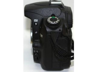D90 New Dslr 18-105 VR lens