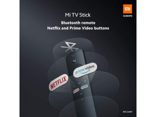 Xiaomi Mi TV Stick Global Version 1GB RAM + 8GB ROM 1080P HDR Netflix Quad Core 64 Bit Android 9.0