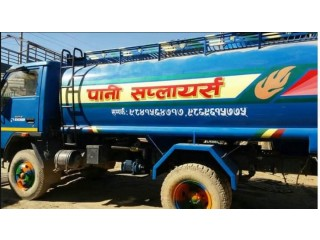 Water tanker in SALE
