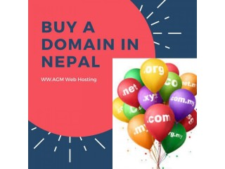 Buy .COM Domain @NPR.1099/year only on AGM Web Hosting