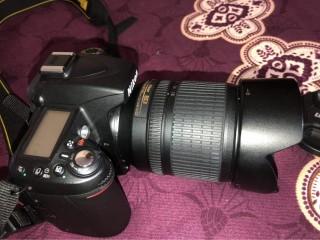 Nikon D90 18-105 VR kit lens