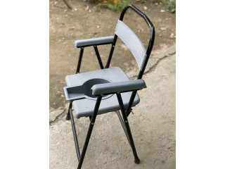 Protable toilet chair