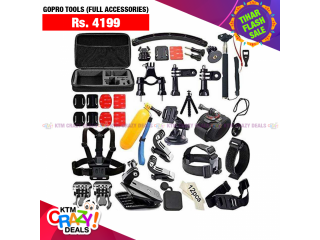 Gopro Tools Full Accessories Set