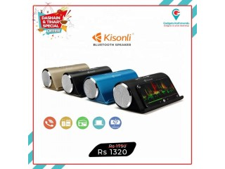 Kisonli Bluetooth Speakers