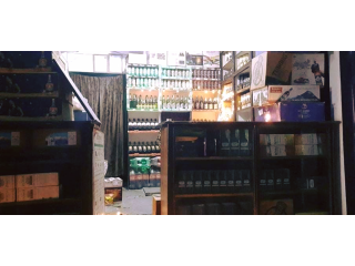 Liquor Shop for Sale