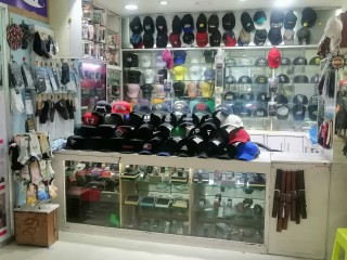 Cap, Belt & Purse Shop for Sale