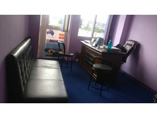 Well Furnished Office for Sale