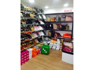 Ladies Shoes & Bag Shop for Sale