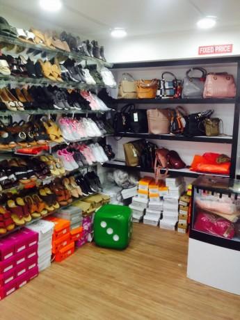 ladies-shoes-bag-shop-for-sale-big-0