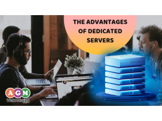 Dedicated Server Hosting just  NPR 8999/month only - AGM WEB HOSTING.