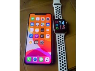 W5 smartwatch