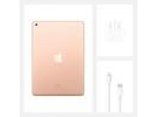 Apple iPad 128GB Wi-Fi (Gold) [8th Gen]