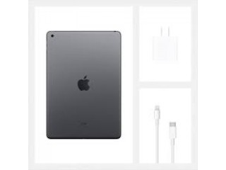 Apple - 10.2-Inch iPad (Latest Model) with Wi-Fi - 128GB - Space Gray
