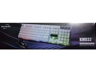 Goldkist Keyboard & Mouse Comboset