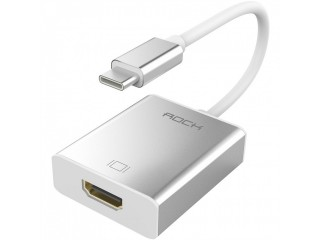Rock type- c to HDMI mini adapter