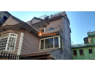 House sale in Nayabazar Khushibu
