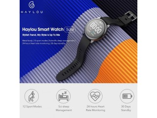 Xiaomi Haylou Solar LS05 SmartWatch