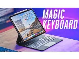 Apple - Magic Keyboard for 11-inch iPad Pro (2nd Generation)