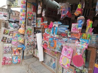 Stationery & Toy Shop for Sale