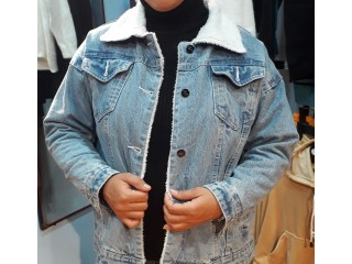 Ladies Jean's jacket