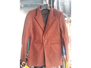 Mens formal coat