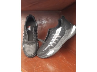 Mens sports shoes.