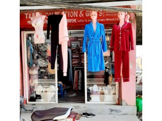 Ladies Fancy & Lingere Shop for Sale