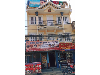 Guest House & Restaurant for Sale at Dhapasi