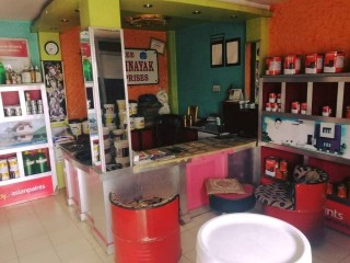 Paints Shop for Sale at Tinkune