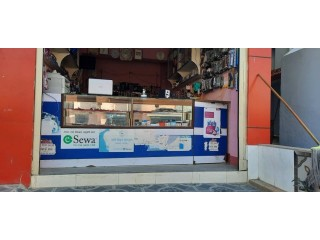 Mobile Shop for Sale at Sano Thimi