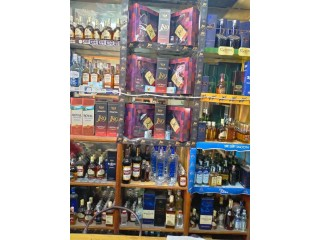 Liquor Shop for Sale at Sankhamul