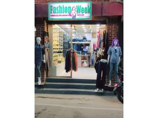 Ladies Fancy Shop for Sale near Labim Mall
