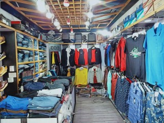 Gents Fancy Shop for Sale at Kapan