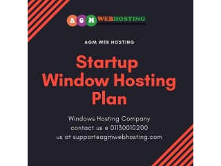 Single domain window hosting NPR 1799/year at AGM WEB HOSTING.