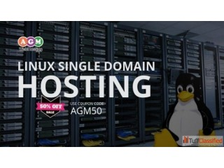 Standard Single Domain Linux Hosting at just 1399/year -  Reliable Web Hosting Nepal.