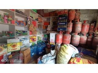ललितपुर महालक्ष्मीमा चलिरहेको किराना पसल बिक्रीमा