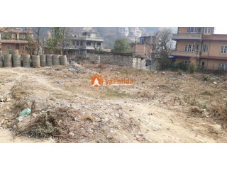 Commercial land sale in Sitapaila