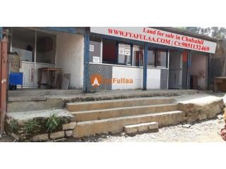 Land sale in Chabahil near malpot office